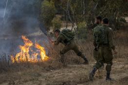 جيش الاحتلال يعترف: فشلنا في التعامل مع الطائرات والبالونات الحارقة