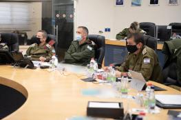 كوخافي يعقد اجتماع في المنطقة الشمالية لإيصال رسالة لحزب الله