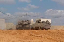 جيش الاحتلال ينشر مشاهد لتدريبات تحاكي سيناريوهات حرب على غزة