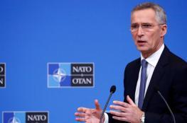"""الأمين العام للناتو يعلن عن """"تقدم جيد"""" في المحادثات العسكرية بين تركيا واليونان"""