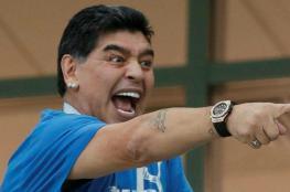 ليس بيليه أو ميسي.. اللاعب الوحيد الذي اعتبره الراحل مارادونا أفضل منه