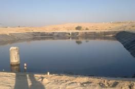 التحذير من الاقتراب من أحواض الصرف الصحي شمال بيت لاهيا