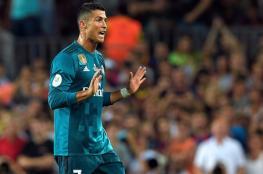 صحيفة إسبانية: استمرار رونالدو مع ريال مدريد لن يكون مضموناً هذا العام