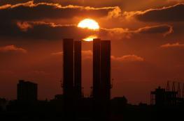 """يديعوت: التوصل لاتفاق برعاية دولية لتوريد الغاز من """"إسرائيل"""" لكهرباء غزة"""