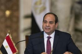السيسي: المؤشرات الاقتصادية الإيجابية تحققت بسبب صبر الشعب المصري العظيم