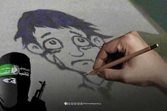 """لغز """"لوحة هدار جولدن"""".. أهداف القسام من رسائل """"أقلام الرصاص"""""""