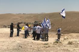 Israeli police break into Khan al-Ahmar sit-in tent