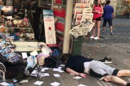 """الشرطة الإسبانية تقتل خمسة """"إرهابيين مفترضين"""" وتعتقل أربعة بعد اعتداء برشلونة"""