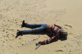 الداخلية المصرية: مقتل 19 مسلحًا من الخلية المنفذة لهجوم المنيا