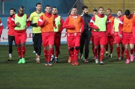الفدائي الأولمبي يواصل معسكره التدريبي في الجزائر تحضيرا للتصفيات الآسيوية