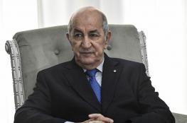الجزائر... تبون يجري تعديلا حكوميا يستثني الحقائب السيادية