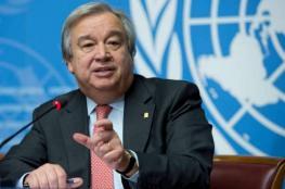"""الأمم المتحدة ردًا على واشنطن: غوتيريش مستمر في دعم """"الجنائية الدولية"""""""