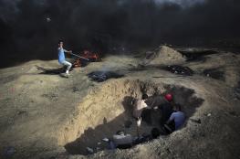 إصابة 56 فلسطينياً برصاص الاحتلال في غزة