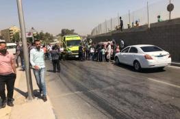 إصابات في استهداف حافلة سياحية قرب الأهرامات بمصر