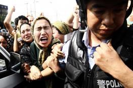 """السلطات تجبر نساء """"الإيغور"""" المسلمات على النوم مع موظفين صينيين"""