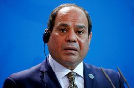 """السيسي: علاقتنا مع """"إسرائيل"""" هي الأمتن منذ بدئها والجيش المصري عمل معها في سيناء"""