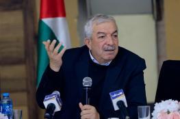 العالول: خطر الاحتلال لا يزال قائما حتى لو لم يعلن الضم