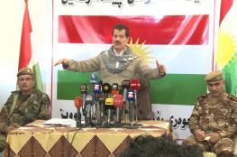 البشمركة تهدد القوات العراقية في حال مهاجمتها بكركوك