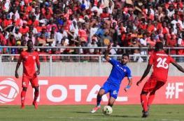 الأهلي المصري يتلقى الهزيمة الأولى في أبطال إفريقيا