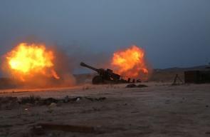 معارك متواصلة بين القوات العراقية وتنظيم الدولة غربي الموصل