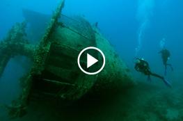 شاهد: العثور على سفينة روسية غارقة تحمل 200 طن من الذهب