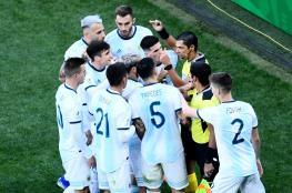 """الأرجنتين تحصد المركز الثالث لـ""""كوبا أميركا"""" رغم طرد ميسي"""