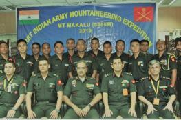 """الجيش الهندي يرصد آثار """"كائن عملاق ومرعب""""!"""