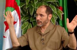 """حركة """"مجتمع السلم"""" الجزائرية لشهاب: سقوط المقاومة يعني سقوط الأمة وعلينا دعمها بكل الأشكال"""