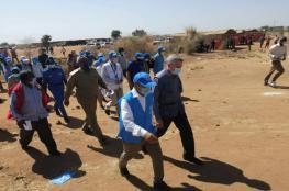 الأمم المتحدة: 150 مليون دولار حاجة لاجئي إثيوبيا بالسودان