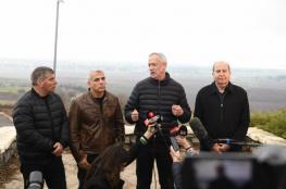 """الحرب الانتخابية.. حزب """"كحول-لفان"""" يطلق تهديداته لحماس من غلاف غزة"""