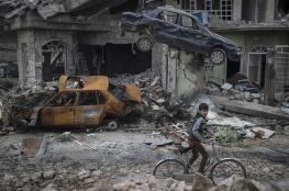 انتشال 40 جثة من تحت أنقاض الموصل والمئات ما زالت مطمورة