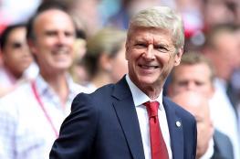 رئيس أرسنال الإنجليزي يتغزل في فينغر بعد الرحيل
