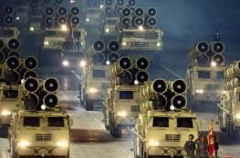 سيول: كوريا الشمالية أجرت عرضاً عسكرياً ليلياً أمس