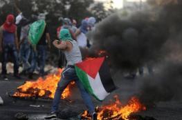 قوات الاحتلال تخشى من حريق هائل في الضفة الغربية