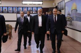 Egyptian delegation arrives at the besieged Gaza strip