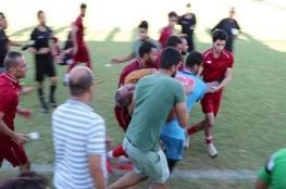 لحظة وفاة مدرب مصري داخل الملعب