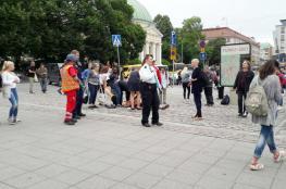فنلندا.. مقتل اثنين وإصابة 8 في هجوم بسكين والشرطة تعتقل مشتبهاً به