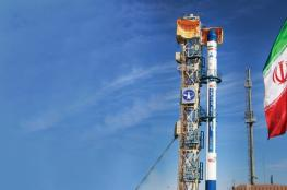 إيران تعلن فشلها في عملية إطلاق قمر صناعي للفضاء