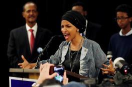 """لمهاجمتها """"إسرائيل"""".. ترامب يطالب نائبة أمريكية مسلمة بالاستقالة"""