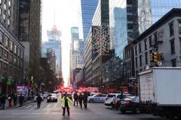 الشرطة الأمريكية: سقوط جرحى في انفجار مانهاتن