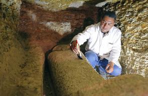 اكتشاف 8 مقابر من عصر الدولة الحديثة بمصر