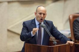 نفتالي بنيت: سأنافس على رئاسة الحكومة إذا غادر نتنياهو