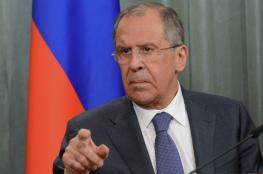 لافروف: نطلب من واشنطن توضيحا بشأن تشكيل قوة حدودية شمالي سوريا