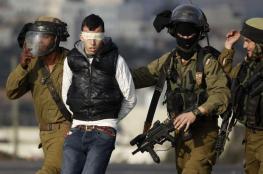 الاحتلال يعتقل مواطنا من سعير شرق الخليل