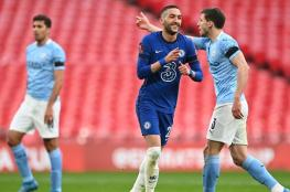زياش يقود تشيلسي إلى نهائي كأس الاتحاد الإنجليزي