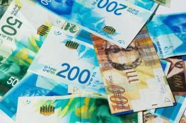 العملات .. انخفاض سعر صرف الدولار مقابل الشيكل