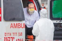 الاحتلال يعلن تسجيل 1101 إصابة جديدة بفيروس كورونا