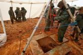 الاحتلال يشرع بنشر بنية تحتية تكنولوجية لكشف مواقع حفر الأنفاق على الحدود اللبنانية