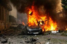 قتلى في تفجير انتحاري ببغداد