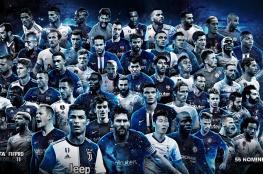 """لاعب عربي وحيد ضمن قائمة المنافسين على التشكيلة المثالية """"فيفا 2019"""""""